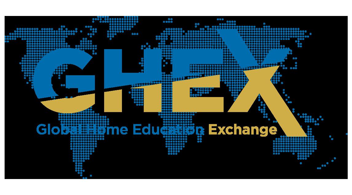 GHEX Global Home Education Exchange logo