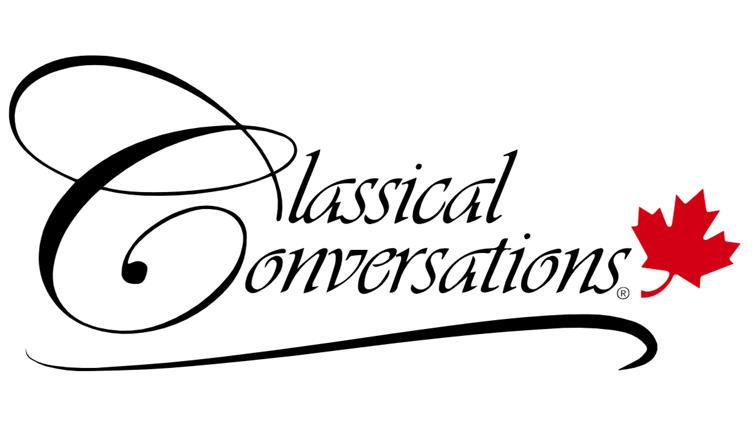 Classical Conversations homeschool Canada logoe